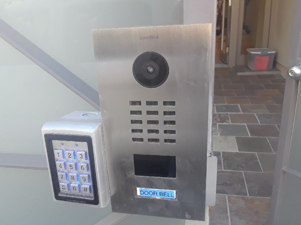 Door Access Security