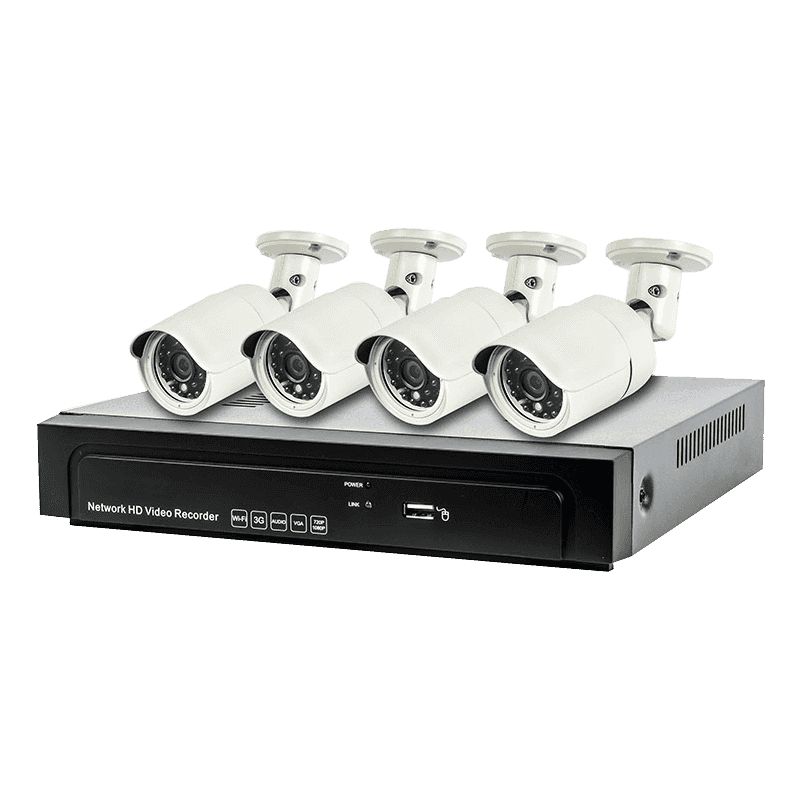 Surveillance Camera Installation Malibu