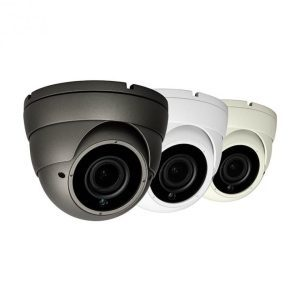 Commercial security cameras system