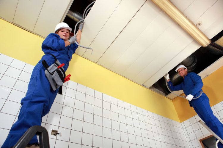 Find Local BEST Low Voltage Contractors Near Me