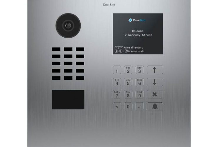 Commercial Intercom System