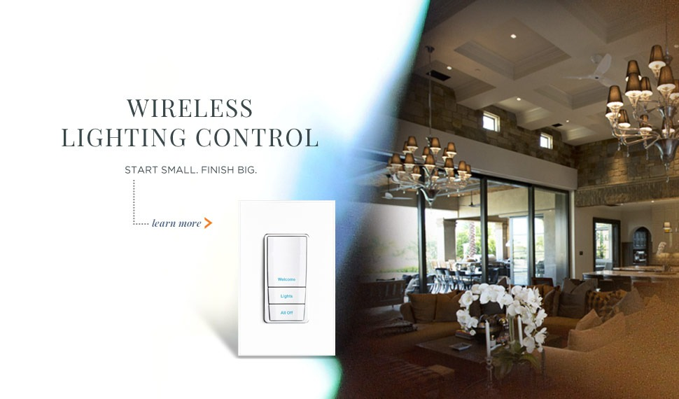 Wireless lighting system